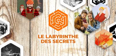 Le labyrinthe des secrets